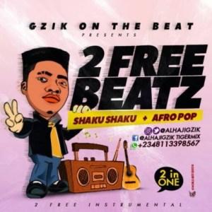 Free Beat: Gzik - 2 In 1 (Afro Pop)